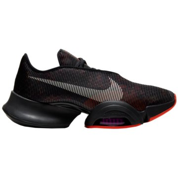 Nike TrainingsschuheAIR ZOOM SUPERREP 2 - CU6445-002 schwarz