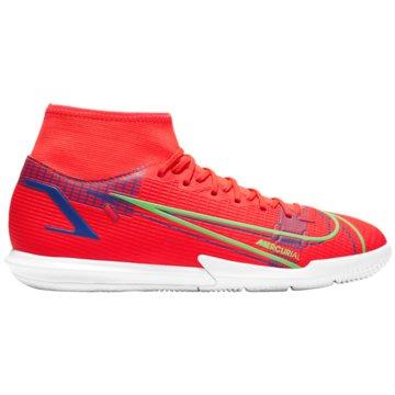 Nike Hallen-SohleMERCURIAL SUPERFLY 8 ACADEMY IC - CV0847-600 -