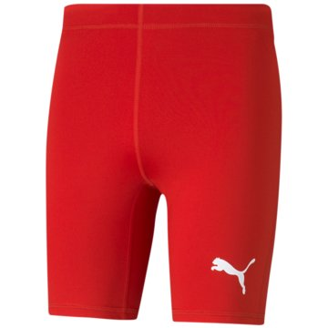 Puma TightsCROSS THE LINE SHORT TIGHT - 519669 rot