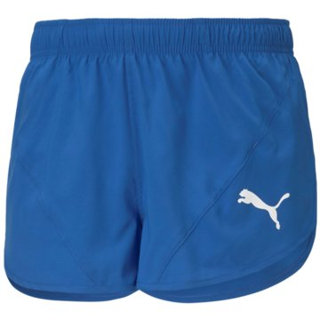 Puma LaufshortsCROSS THE LINE SPLIT SHORT - 520350 blau