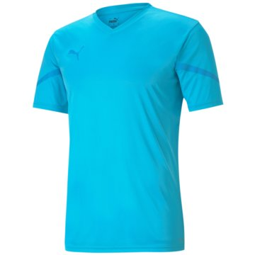 Puma T-ShirtsTEAMFLASH JERSEY - 704394 blau