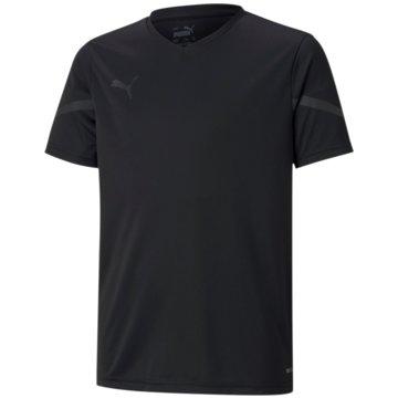 Puma T-ShirtsTEAMFLASH JERSEY JR - 704395 schwarz