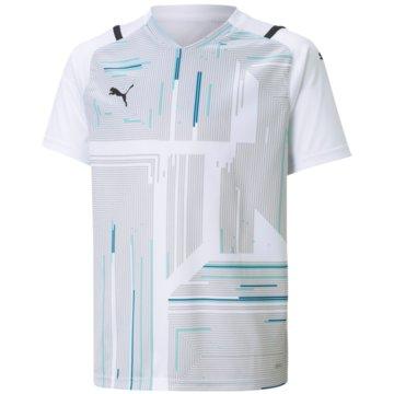 Puma T-ShirtsTEAMULTIMATE JERSEY JR - 705078 weiß