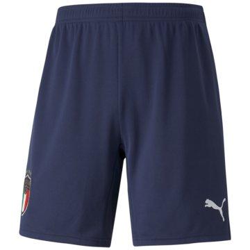 Puma FußballshortsFIGC AWAY SHORTS REPLICA - 759810 blau