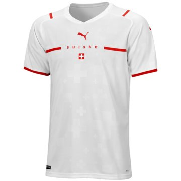 Puma Fan-T-ShirtsSFV AWAY SHIRT REPLICA - 759829 weiß