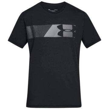 Under Armour T-Shirts FAST LEFT CHEST KURZARM-OBERTEIL - 1329584 -
