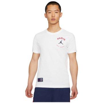 Jordan T-ShirtsPARIS SAINT-GERMAIN LOGO - DB6514-100 -