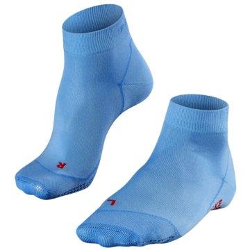 Falke Hohe SockenIMPULSE AIR DAMEN SOCKEN - 16069 blau