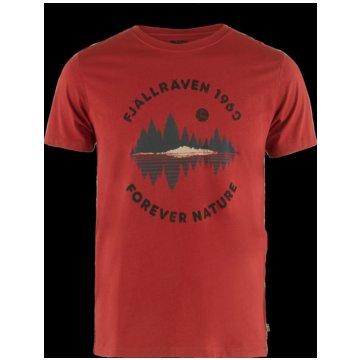 Fjällräven T-ShirtsFOREST MIRROR T-SHIRT M - F87045 grau