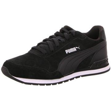 Puma Sneaker LowST Runner V2 SD schwarz