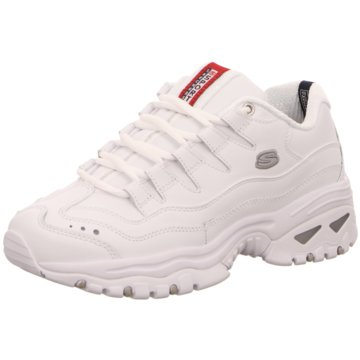 Skechers Plateau SneakerEnergy weiß