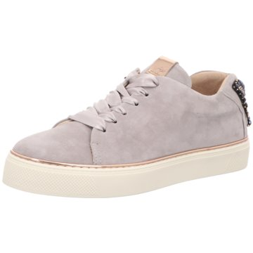 Alpe Woman Shoes Klassischer Schnürschuh grau