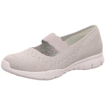 Skechers Komfort SlipperSeager Power Hitter grau