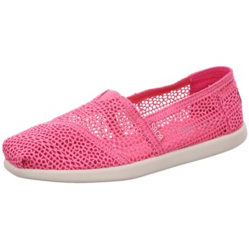 Skechers Klassischer Slipper pink