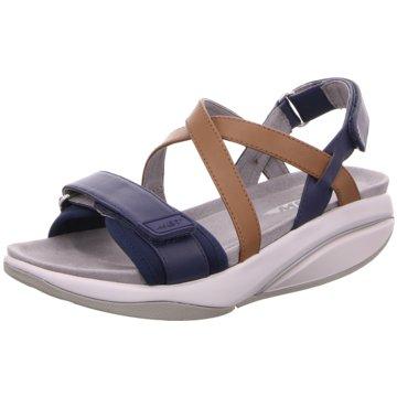 MBT Komfort Sandale blau