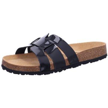 Skechers Offene Schuhe schwarz