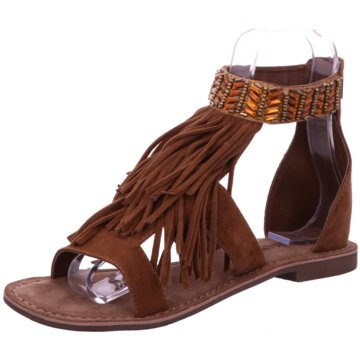 Amani Sandalette braun