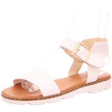 ILC Top Trends Sandaletten weiß