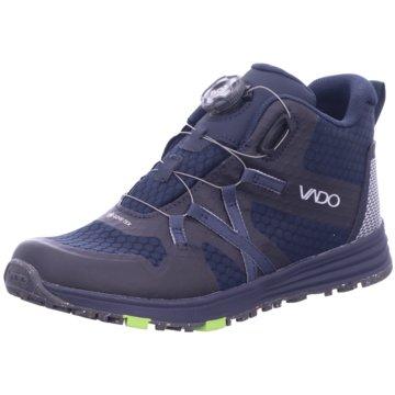 Vado Sneaker HighMika blau