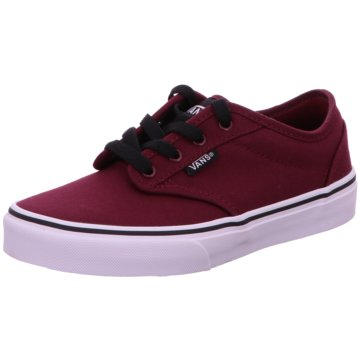 Vans Sneaker Low Atwood YT rot