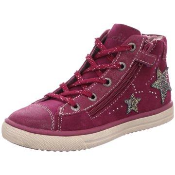 Lurchi by Salamander Sneaker HighSmink pink