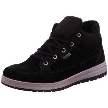Ricosta Sneaker HighPATRICK schwarz