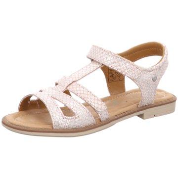 Vado Offene Schuhe coral