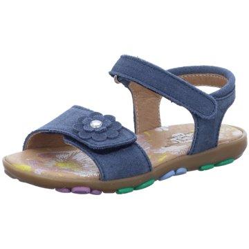 Micio Offene Schuhe blau