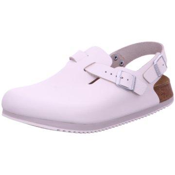 Birkenstock Komfort SandaleTokio weiß