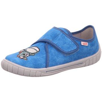 Legero Halbschuhe blau