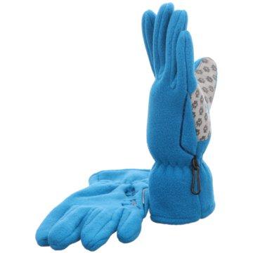 JACK WOLFSKIN Handschuhe blau