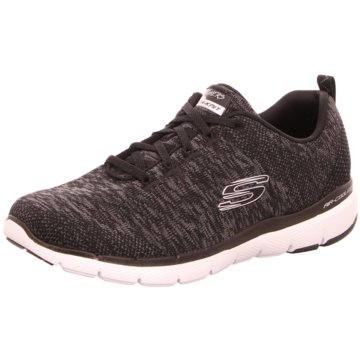 Skechers TrainingsschuheCourt Vintage Women schwarz