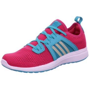 adidas Laufschuh pink