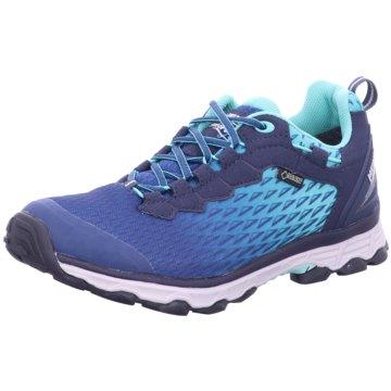 Meindl Outdoor SchuhActivo Sport Lady GTX  - 5110 blau