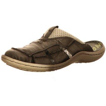 KRISBUT Komfort Schuh schwarz