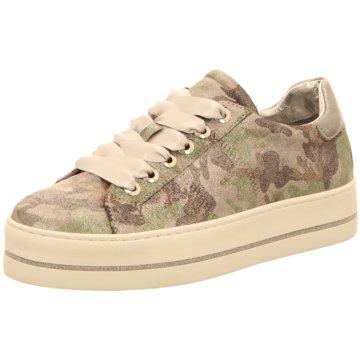 Maripé Plateau Sneaker oliv