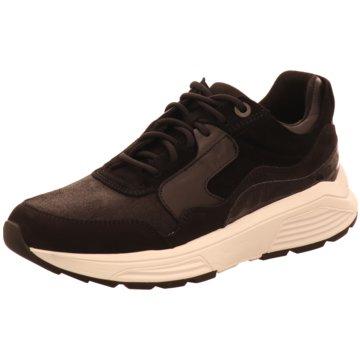 Xsensible Sneaker Low schwarz