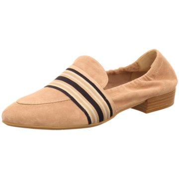 Donna Carolina Top Trends Slipper beige