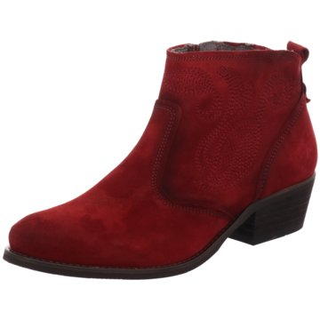 camel active Westernstiefelette rot