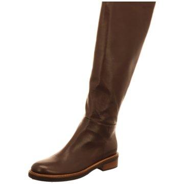 Maripé Klassischer Stiefel braun