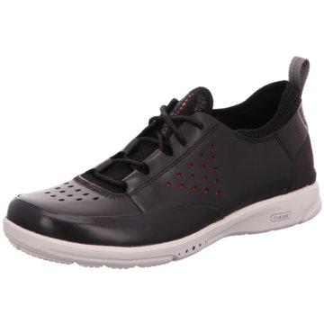 Rockport Komfort Schnürschuh schwarz