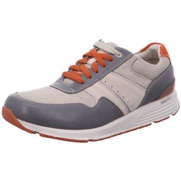 Rockport Komfort Schnürschuh grau