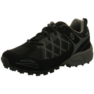 Brütting Outdoor Schuh schwarz