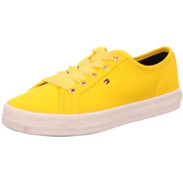 Tommy Hilfiger Sneaker gelb