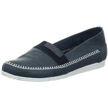 Esgano Komfort Slipper blau