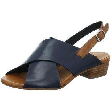 Everybody Sandale blau
