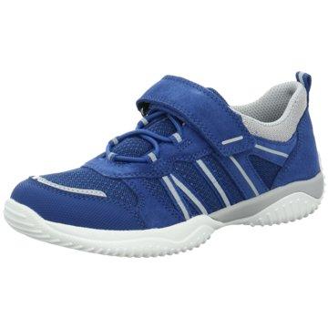 Superfit Trainings- und Hallenschuh blau