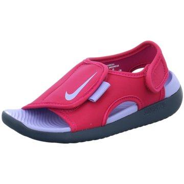 Nike WassersportschuhSUNRAY ADJUST 5 V2 - DB9562-600 rot