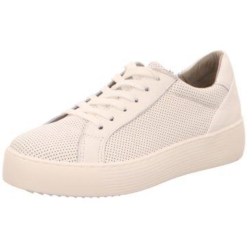 Tamaris Sneaker LowGel weiß