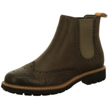 Clarks Chelsea Boot grau